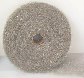 Stainless Steel Wool 5 Lb Reel Medium